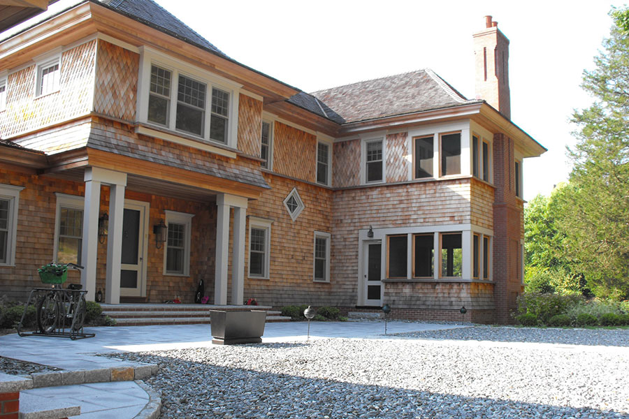Private Residence: Watch Hill Rhode Island