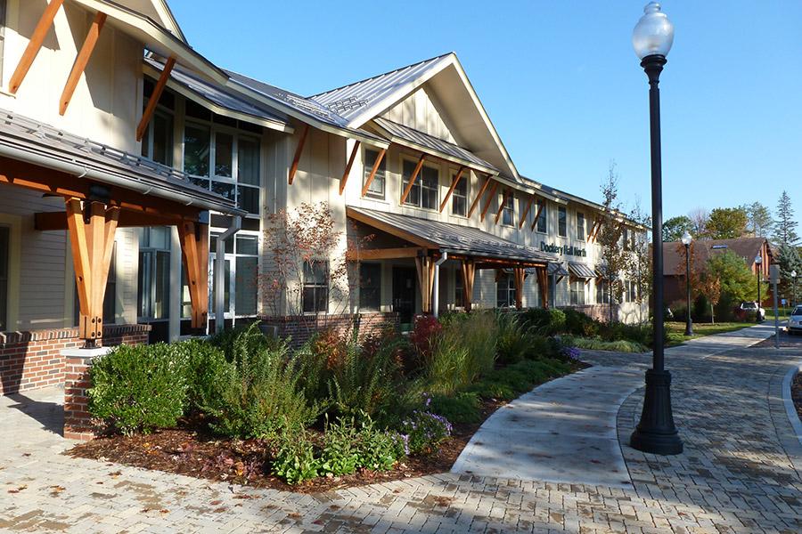 Dockery Hall Dormitory: Winchendon, Massachusetts