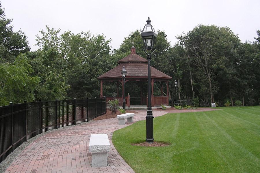 Hope Village Green: Scituate, Rhode Island