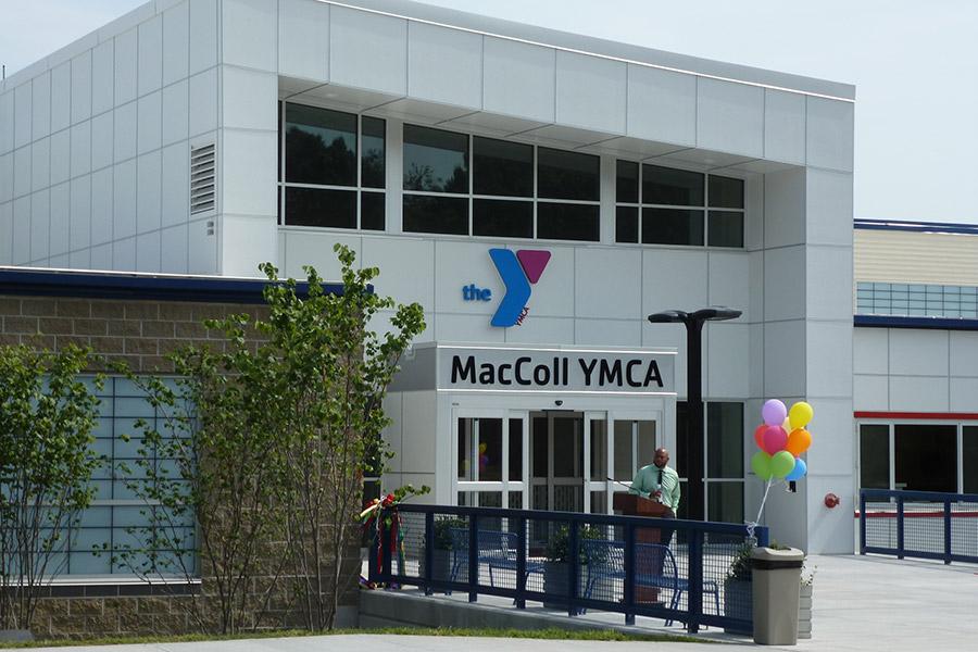 MacColl YMCA: Lincoln, Rhode Island
