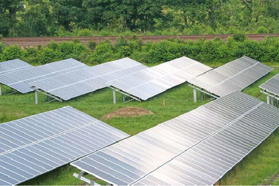 Bank Street Solar Farm, Hopkinton, RI
