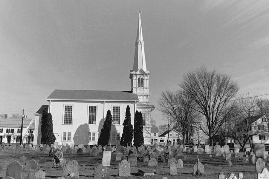 Historic Landscapes of Rhode Island
