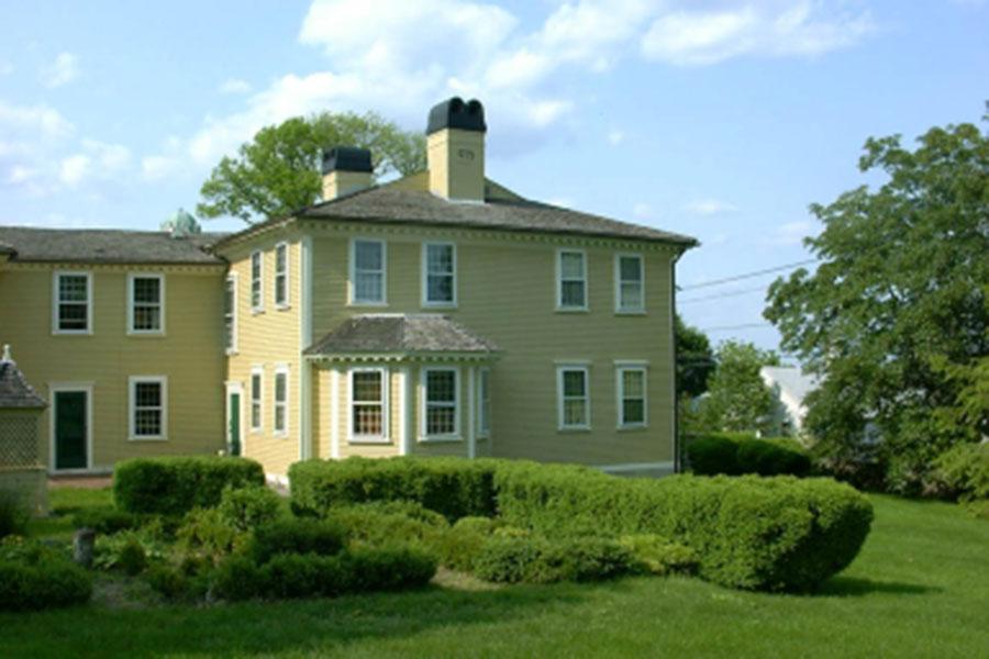 General James Barnum House: East Greenwich, RI